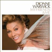 Click here for more info about 'Dionne Warwick - My Friends & Me'