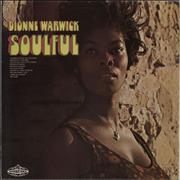 Click here for more info about 'Dionne Warwick - Soulful'