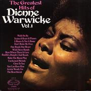 Click here for more info about 'Dionne Warwick - The Greatest Hits Of Dionne Warwicke Vol. 1'