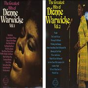 Click here for more info about 'Dionne Warwick - The Greatest Hits Of Dionne Warwicke Volumes 1 - 4'