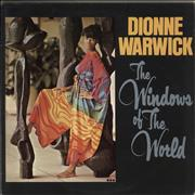 Click here for more info about 'Dionne Warwick - The Windows Of The World'