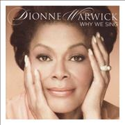 Click here for more info about 'Dionne Warwick - Why We Sing'