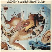 Click here for more info about 'Dire Straits - Alchemy - Dire Straits Live - VG/EX'