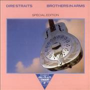 Click here for more info about 'Brothers In Arms - 1st Ever CD Single'