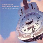 Click here for more info about 'Dire Straits - Brothers In Arms - 20th Anniversary Edition - Sealed'