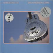 Click here for more info about 'Dire Straits - Brothers In Arms - Double Stickered'