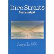 Click here for more info about 'Dire Straits - Communique - European Tour 1979'