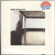 Click here for more info about 'Dire Straits - Dire Straits - 2nd + Shrink'