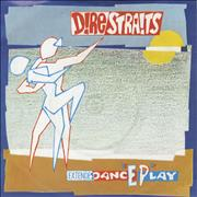 Click here for more info about 'Dire Straits - Dance Play EP - P/S - Inj'