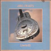 Click here for more info about 'Dire Straits - Live In 85 - EX'