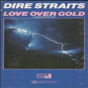 Click here for more info about 'Dire Straits - Love Over Gold'