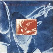 Dire Straits On Every Street UK vinyl LP