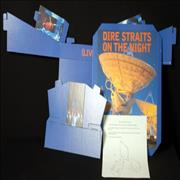 Click here for more info about 'Dire Straits - On The Night - Counter Display'