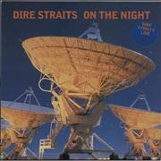 Dire Straits On The Night UK 2-LP vinyl set