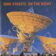 Click here for more info about 'Dire Straits - On The Night'