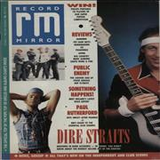 Click here for more info about 'Dire Straits - Record Mirror'