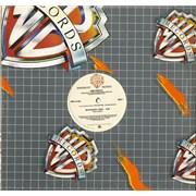"Dire Straits Skateaway USA 12"" vinyl Promo"