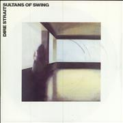 Click here for more info about 'Dire Straits - Sultans Of Swing - Picture Sleeve'