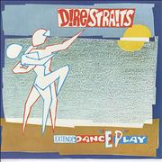 Click here for more info about 'Dire Straits - Twisting By The Pool'