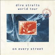 Click here for more info about 'Dire Straits - World Tour - On Every Street'