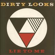 Click here for more info about 'Dirty Looks - Lie To Me'