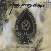 Click here for more info about 'Dirty Pretty Things - Bang Bang You're Dead'