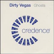 Click here for more info about 'Dirty Vegas - Ghosts'