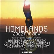 Click here for more info about 'Dirty Vegas - Muzik - Homelands 2002 Preview'
