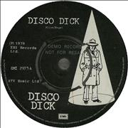 Click here for more info about 'Disco Dick - Disco I.Y. (D.I.Y. Disco) - A Label'