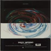Click here for more info about 'Disco Inferno - A Rock To Cling To / From The Devil To The Deep Blue Sky'