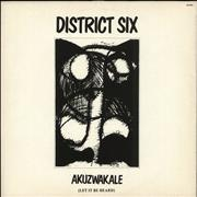 Click here for more info about 'District Six - Akuzwakale (Let It Be Heard)'