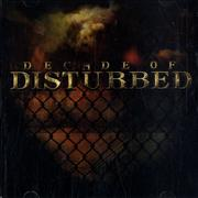 Click here for more info about 'Disturbed - Decade Of Disturbed'