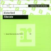 Click here for more info about 'Disturbed - Liberate'