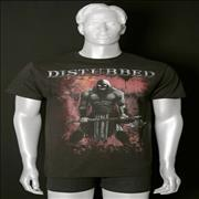 Click here for more info about 'Disturbed - Pair Of Disturbed T-Shirts - Medium'