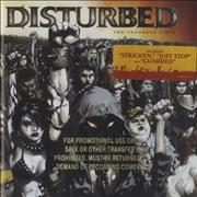 Click here for more info about 'Disturbed - Ten Thousand Fists'