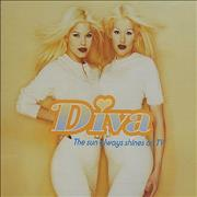 Diva The Sun Always Shines On Tv Germany CD single