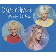 Dixie Chicks Ready To Run UK CD single
