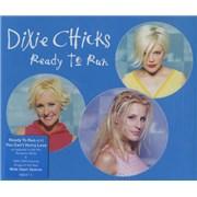Dixie Chicks Ready To Run UK 2-CD single set
