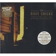 Dixie Chicks Taking The Long Way USA 2-disc CD/DVD set
