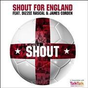 Click here for more info about 'Dizzee Rascal - Shout For England'