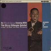 Click here for more info about 'Dizzy Gillespie - An Electrifying Evening With - Dizzy Gillespie In Concert - Ex'
