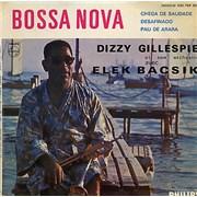 Click here for more info about 'Dizzy Gillespie - Bossa Nova EP'