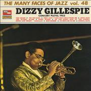 Click here for more info about 'Dizzy Gillespie - Concert Salle Pleyel - 9 Fevrier 1953'