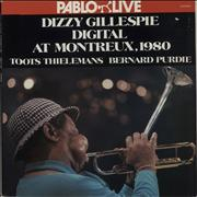 Click here for more info about 'Dizzy Gillespie - Digital At Montreux, 1980 - Red Vinyl'