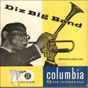 Click here for more info about 'Dizzy Gillespie - Diz Big Band'