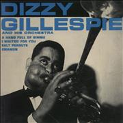 Click here for more info about 'Dizzy Gillespie And His Orchestra EP'
