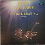 Click here for more info about 'Dizzy Gillespie - Dizzy Gillespie And The Mitchell Ruff Duo'