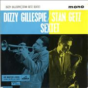 Click here for more info about 'Dizzy Gillespie - Dizzy Gillespie/ Stan Getz Sextet EP'