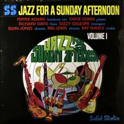 Click here for more info about 'Dizzy Gillespie - Jazz For A Sunday Afternoon Vol. 1'