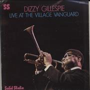 Click here for more info about 'Dizzy Gillespie - Live At The Village Vanguard'